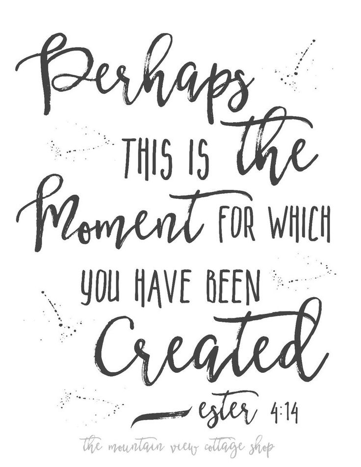 Perhaps this is the moment for which you have been created-bibleverse-www.themountainviewcottage.net.jpg bible verse, scripture, calligraphy scripture, handwritten bible verse, scripture art