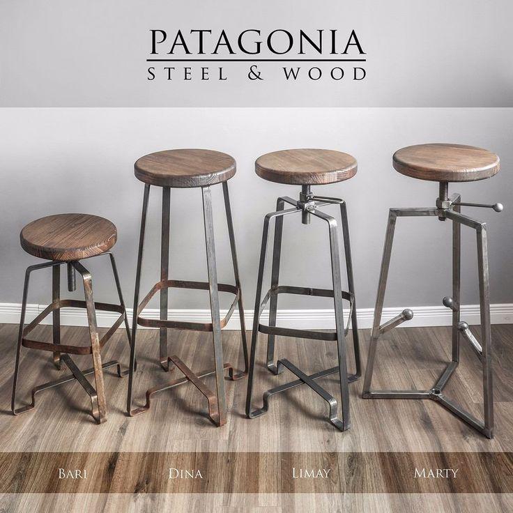 Best 25 banqueta bar ideas on pinterest banqueta de bar for Banquetas madera bar