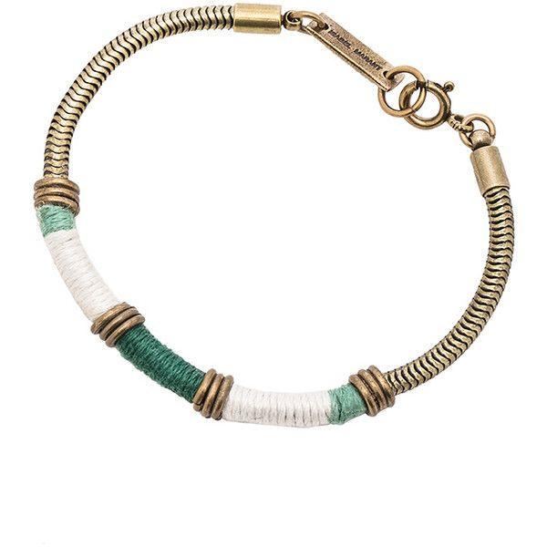 Isabel Marant Yusuf Bracelet ($57) ❤ liked on Polyvore featuring jewelry, bracelets, antique jewellery, antique bangles, isabel marant, antique jewelry and isabel marant jewelry