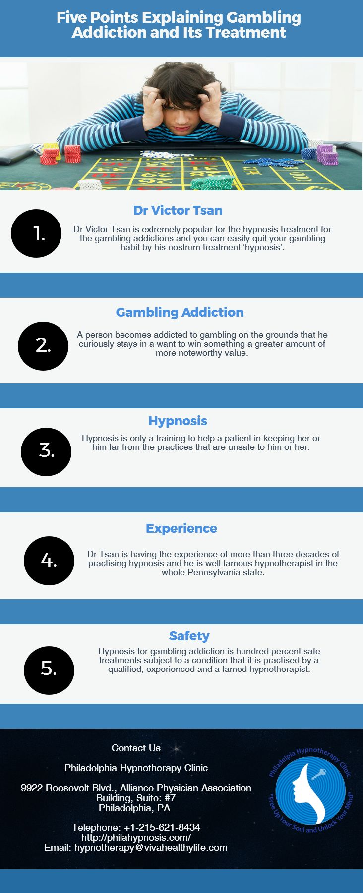 Gambling the little known addiction