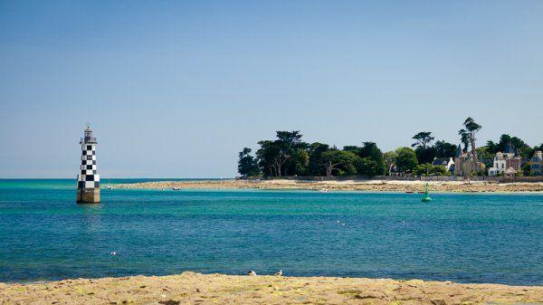 Île-Tudy, Île-Tudy, France, juil. 2014