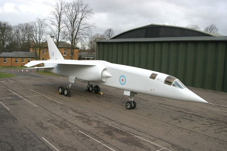 British Aircraft Corporation TSR-2