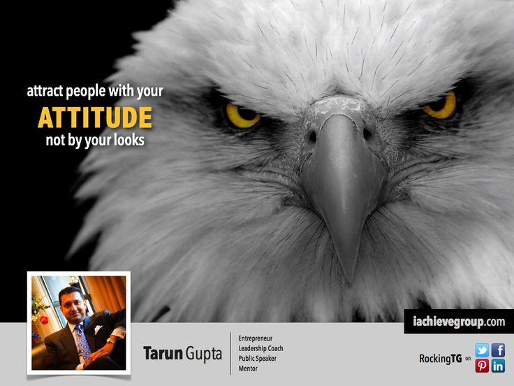 #Attitude #Success #Quotes by #RockingTG at #iAchieveGroup