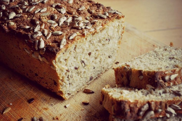 Chleb żytnio-owsiany.