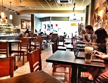 How not to be a douche in a coffee shop. 10 tips for the perfect coffice etiquette.