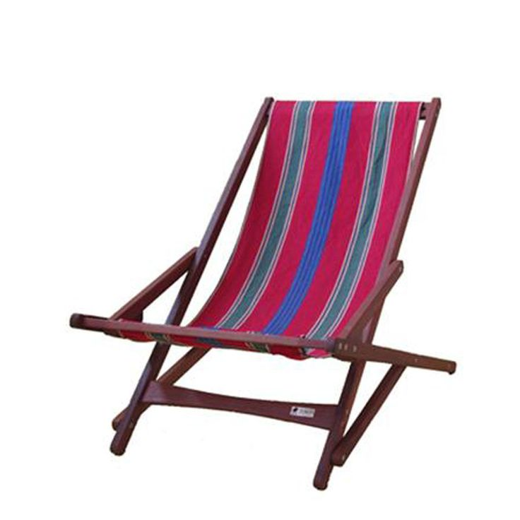 <p>The Pangean Gliders Cayenne Deck Chair combines style with practicality. Made from EllTex material which is resistant to rain and UV rays, the seat is mounted on a sturdy hardwood frame for added durability. Ideal for sunbathing in the garden, picnics, camping or a day on the beach, this versatile chair will also fold flat for easy transportation and storage. - L.M.</p> <p><strong>Features:</strong></p> <ul> <li>Pangean Gliders Cayenne Deck Chair</li> <li>EllTex seat is resistant to rain…