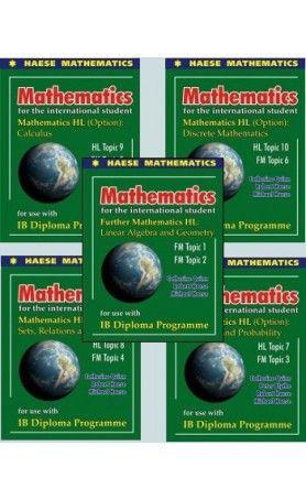 ib math sl textbook pdf