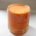 Succo di pompelmo e carota
