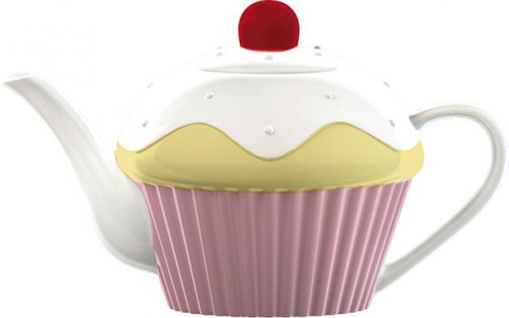 Jak smakuje herbata z takiego ciastka? :-) http://fartuszek.com.pl/dzbanki/301-dzbanek-do-herbaty-iced-fancies.html