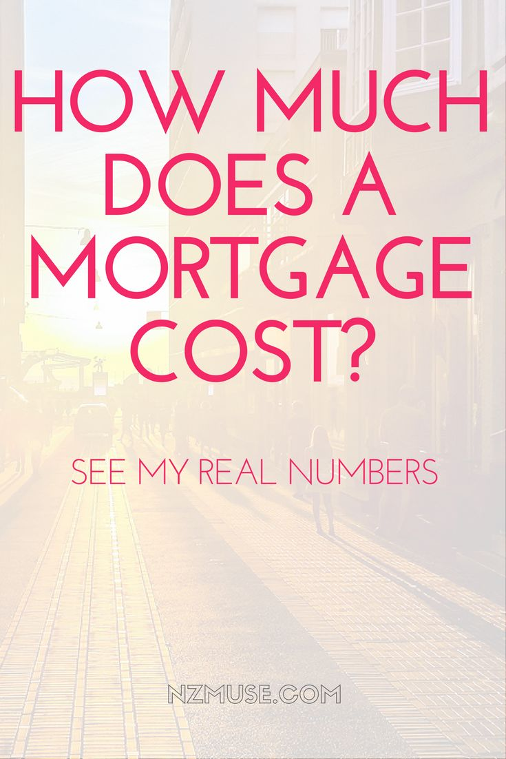How much does a mortgage cost?  I reveal my real numbers - mortgage repayments on an Auckland house - and what my house costs me every month.
