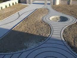 Znalezione obrazy dla zapytania wzory układania kostki betonowej