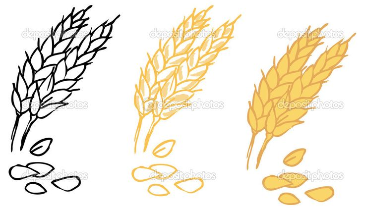 Small Wheat Sheaf Vector Google Search In 2019 Wood