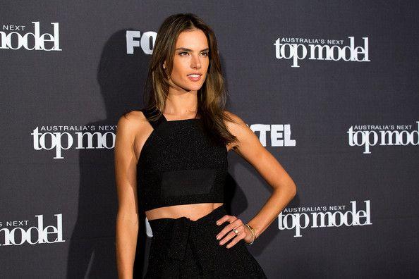 Alessandra Ambrosio Photos: 'Australia's Next Top Model' Elimination