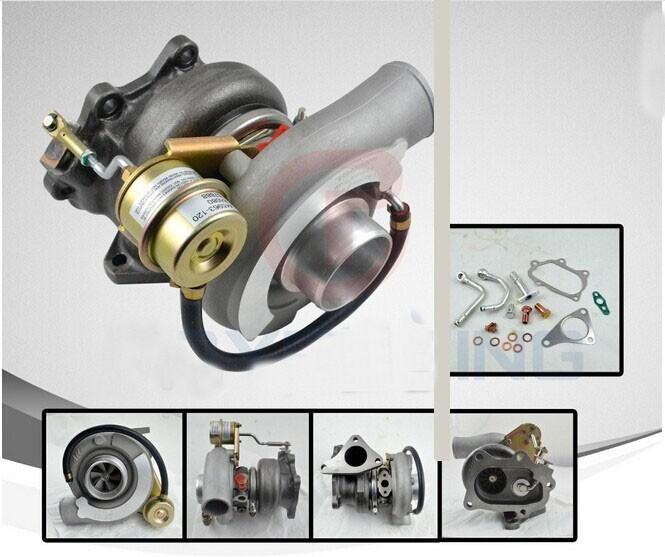 [Visit to Buy] TURBO TURBOCHARGER  TD05-20G  For SUBARU WRX STI EJ20 EJ25 MAX HP: 450HP with gaskets #Advertisement