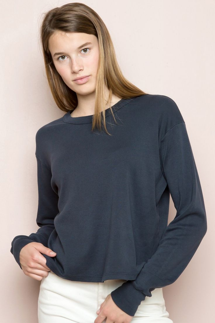 Black t shirt dress brandy melville - Brandy Melville Theo Top Clothing