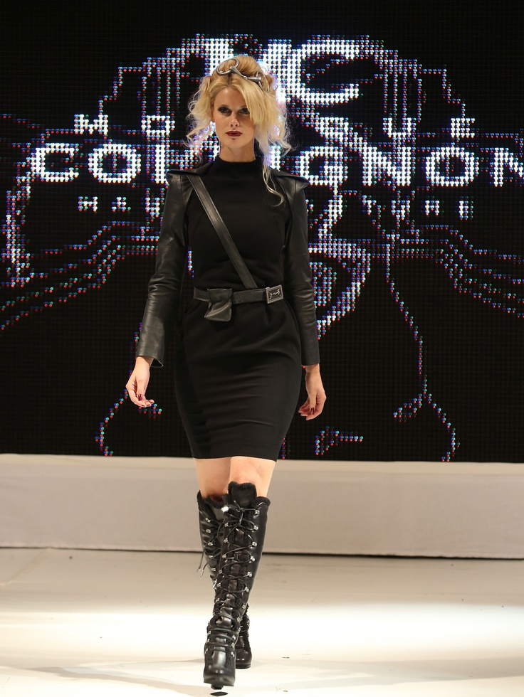 BMO Australia presents Monique Collignon Limited Edition Leather Boots