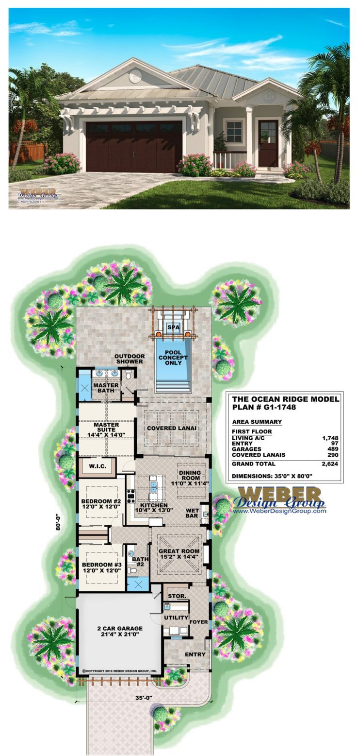 Beach House Plan Small West Indies Style Beach House Plan Beach House Floor Plans Beach House Flooring Beach House Plans