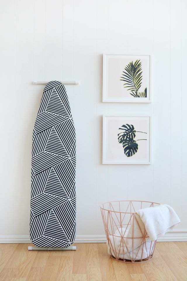 big board ironing board instructions
