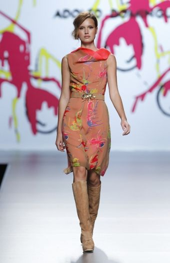 Adolfo Domingues -  Madrid Fashion Week Cibeles Jani Gabriel