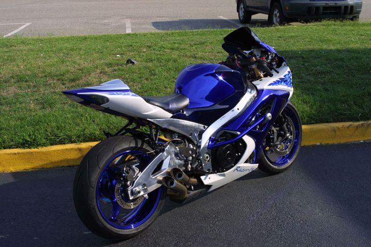 SUZUKI 2007 GSXR 1000