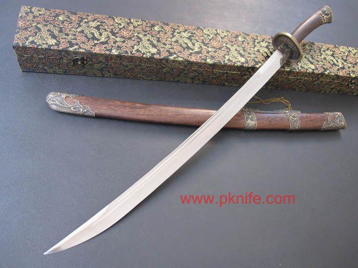 Qing saber