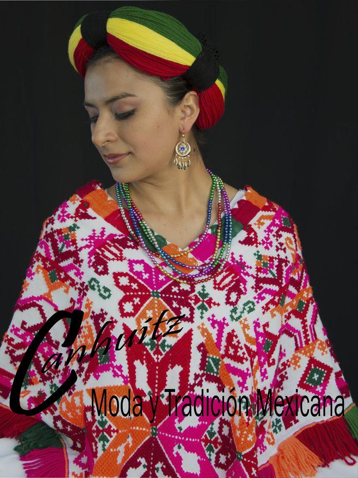 """Traje de Huapango Potosino Pertenece al estado de San Luis Potosí Región de la Huasteca   Este vestuario es denominado como """"Huasteco Potosino"""", es utilizado para bailar el huapango en toda esta región que va desde Ciudad Valle pasando por Tamazunchale, Matlapa, Xilita, Aquizmón y Tancanhuitz.  Algunas de los huapangos que se bailan con este traje son: """"El Ranchero Potosino"""", """"La Vara de mi violín"""", """"La Malagueña"""", """"El Querreque"""", entre otros..."""