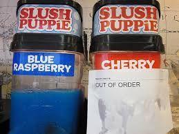 Image result for blue raspberry slushie