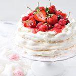 Торт «Анна Павлова» рецепт