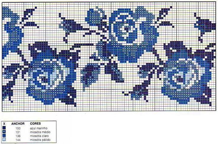 Assortment of blue florals/borders... http://nnetthynunes.gallery.ru/watch?a=bKhv-ldwo