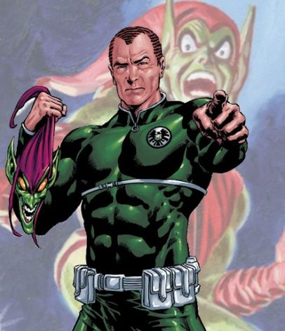 Green Goblin (Norman Osborn) - Marvel Universe Wiki: The definitive online source for Marvel super hero bios.