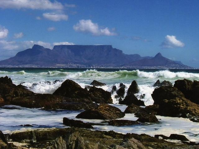 Table Mountain, Cape Town. BelAfrique - Your Personal Travel Planner - www.belafrique.co.za