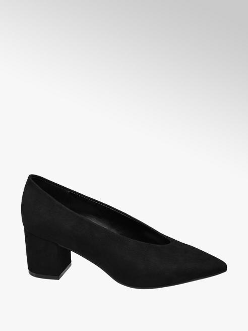 f519d5e3e8595 Lodičky značky Graceland vo farbe čierna - deichmann.com | s v roku ...