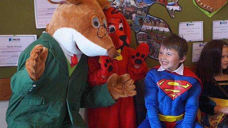 ACG Sunderland Primary Character Parade