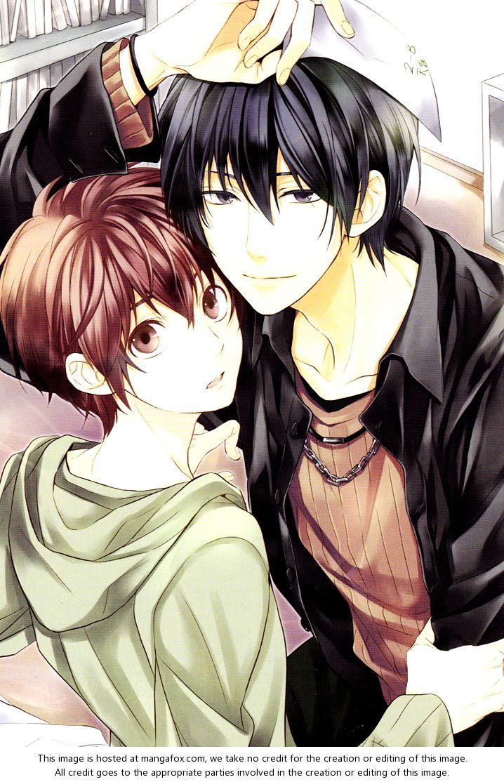 Boku no Ano Ko #manga #shounen-ai #BL OH MY GOD. I HAVE TO READ THIS D: