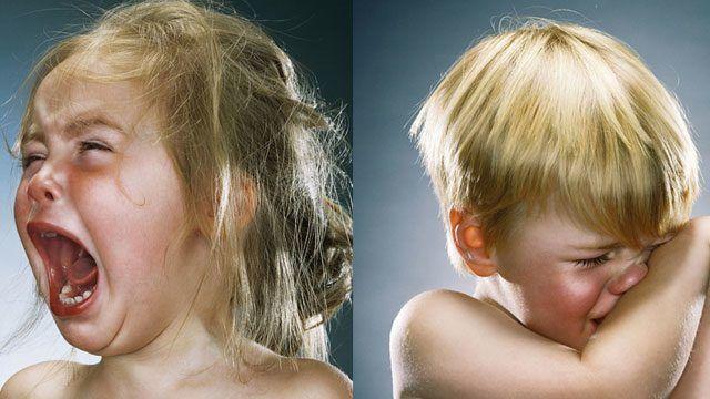 Pourquoi l'enfant contrôle-t-il mal ses émotions ?  Le cortex préfrontal et les circuits le reliant au système limbique sont immatures chez l'enfant.  Les neurones du cortex préfrontal (COF, CCA, cortex ventro-médian), où s'établit une bonne part du