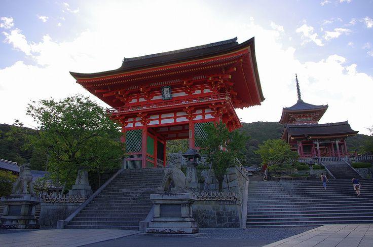 https://flic.kr/p/cXdso9 | 清水寺-Kiyomizu-dera | 清水寺-Kiyomizu-dera