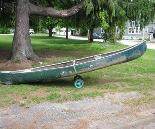 Canoe Carrier/Dolly