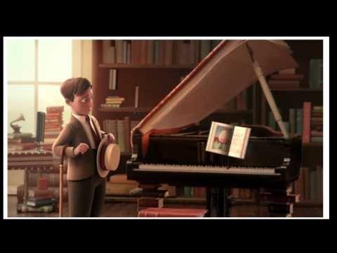 The Fantastic Flying Books of Mr. Morris Lessmore. Academy Award Winner - Best Animated Short Film.