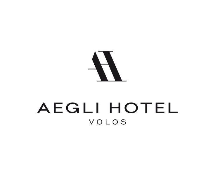 Σχεδιασμός νέου λογοτύπου για το Aegli Hotel Volos.