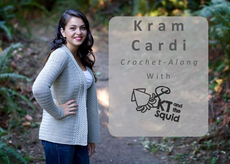 Kram Cardi CAL: Design Reveal and Supply List   KT and the Squid   KT and the Squid