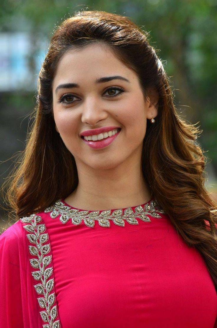 Tamanna Stills From Bengal Tiger Movie In Red Dress