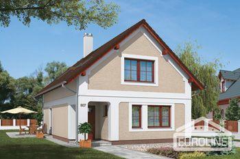 Rodinný dom - Rustikal 807