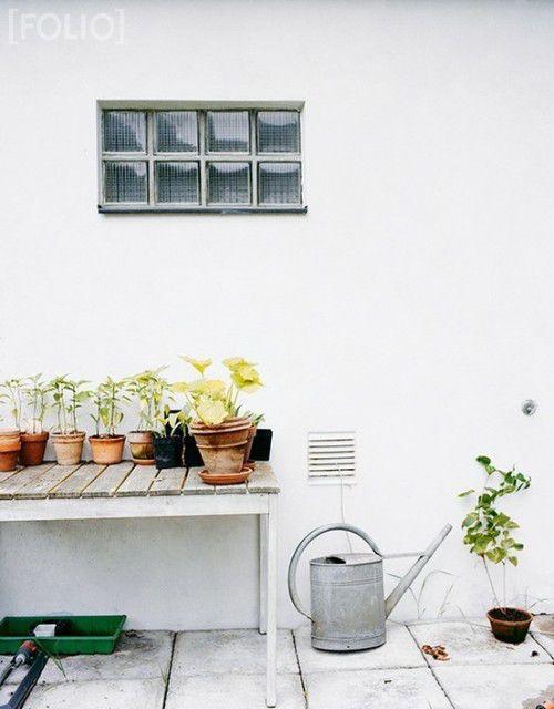 小さなスペースでガーデニングをするDIYアイデア60 の画像|賃貸マンションで海外インテリア風を目指すDIY・ハンドメイドブログ<paulballe ポールボール>