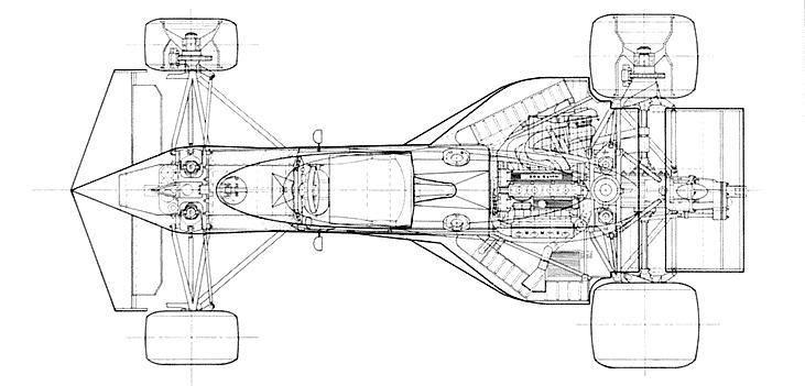 51 best race car blueprints images on pinterest