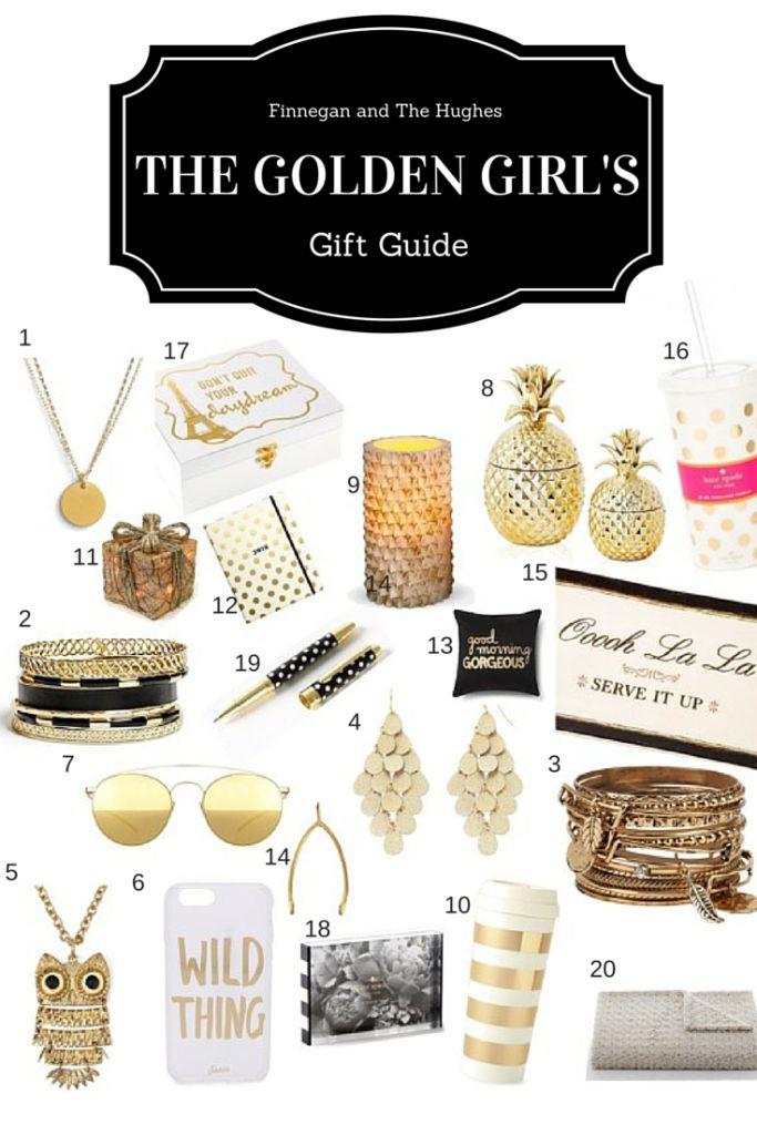 The Golden Girl's Gift Guide