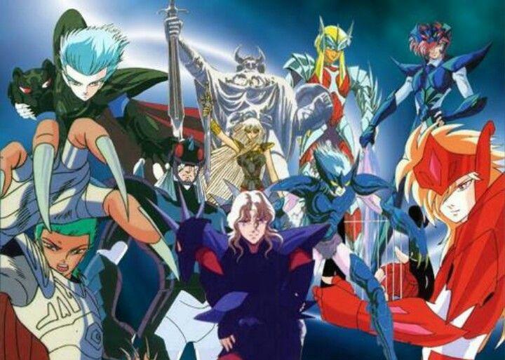Los Caballeros De Asgard