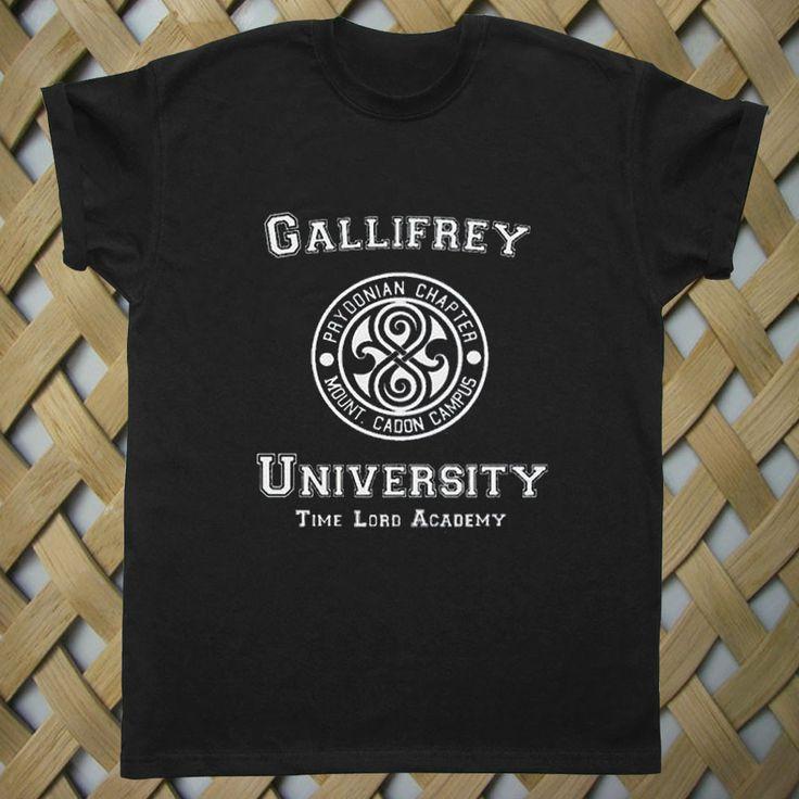 Gallifrey University T shirt