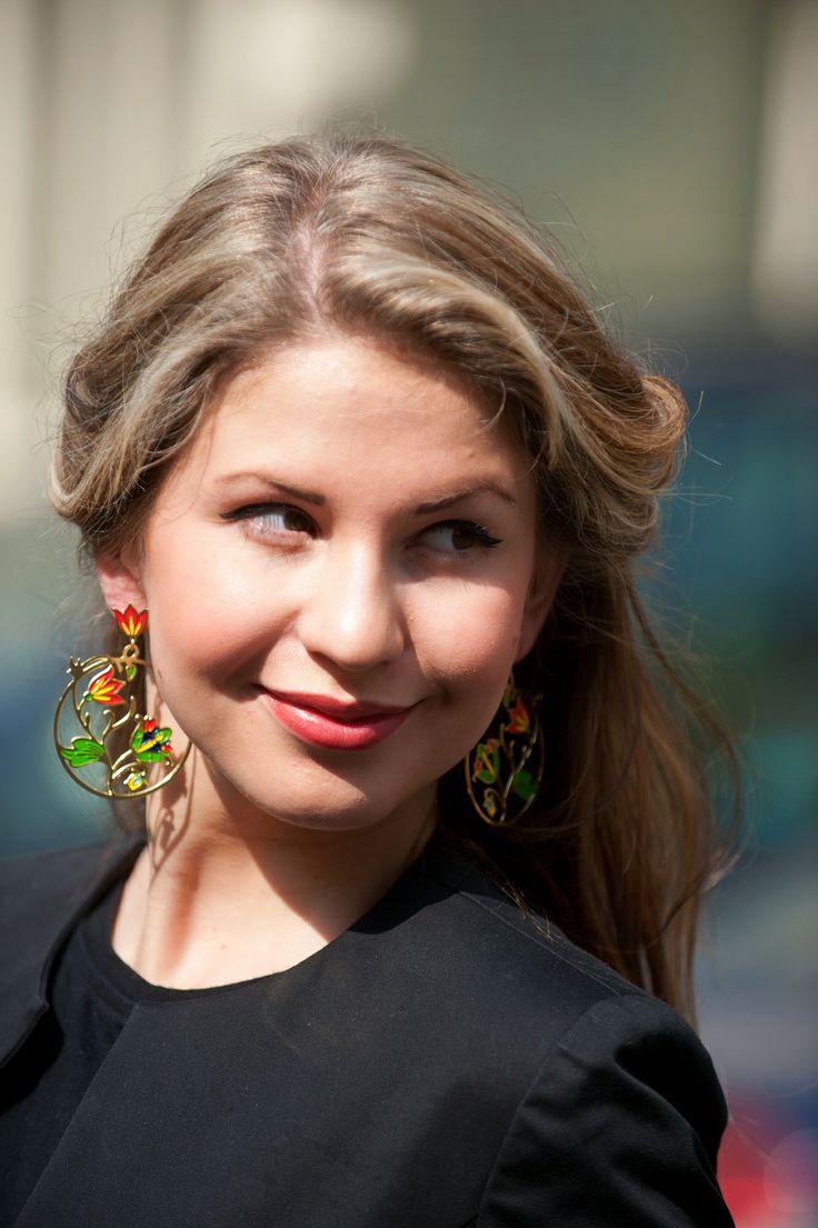 Earrings Petra Toth