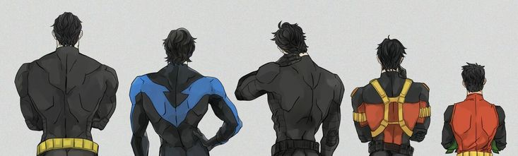 #wattpad #fanfiction Act 1 Dick Grayson has not had an easy life. It all started when his parents died then Bruce Wayne adopted him. After finding out that Bruce Wayne was Batman he became Robin to get revenge on the people who killed his parents and to help stop crime. Life was good for a while. He helped Batman fight...