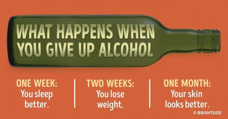 Here's what happens to your body when you quit drinking alcohol